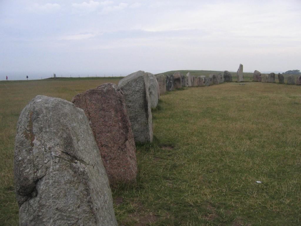 Ales stenar Schweden