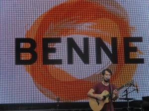 Benne auf der Kieler Woche 2015, NDR Bühne am Ostseekai, 28.06.2015