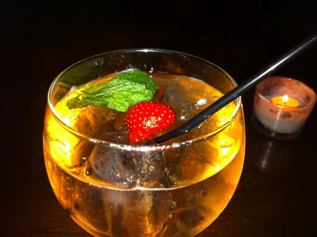 Gin im Lime House Barcelona