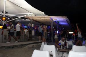 Black Moon Party Chaweng Beach auf Koh Samui