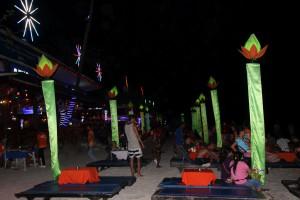 Black Moon Party Chaweng Beach, Thailand