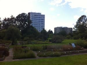 Außenbereich Botanischer Garten der Christian-Albrechts-Universität zu Kiel