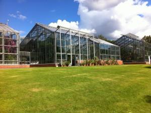 Schaugewächshäuser Botanischer Garten der Christian-Albrechts-Universität zu Kiel