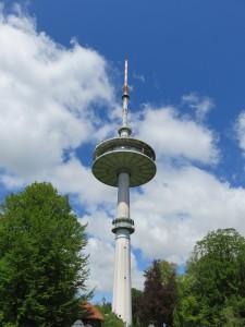 Fernsehturm am Bungsberg