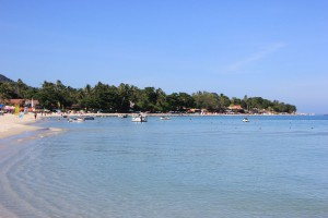 Chaweng Beach Koh Samui Thailand