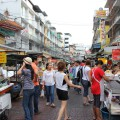 Markt in China Town Bangkok, Thailand