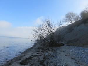 Dänisch-Nienhof Schwedeneck Steilküste