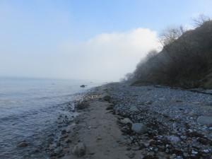 Dänisch-Nienhof Steilküste Ostsee
