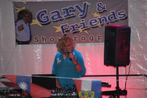 DJ Gary & Friends live auf der Kieler Woche 2014 am Alten Markt Kiel