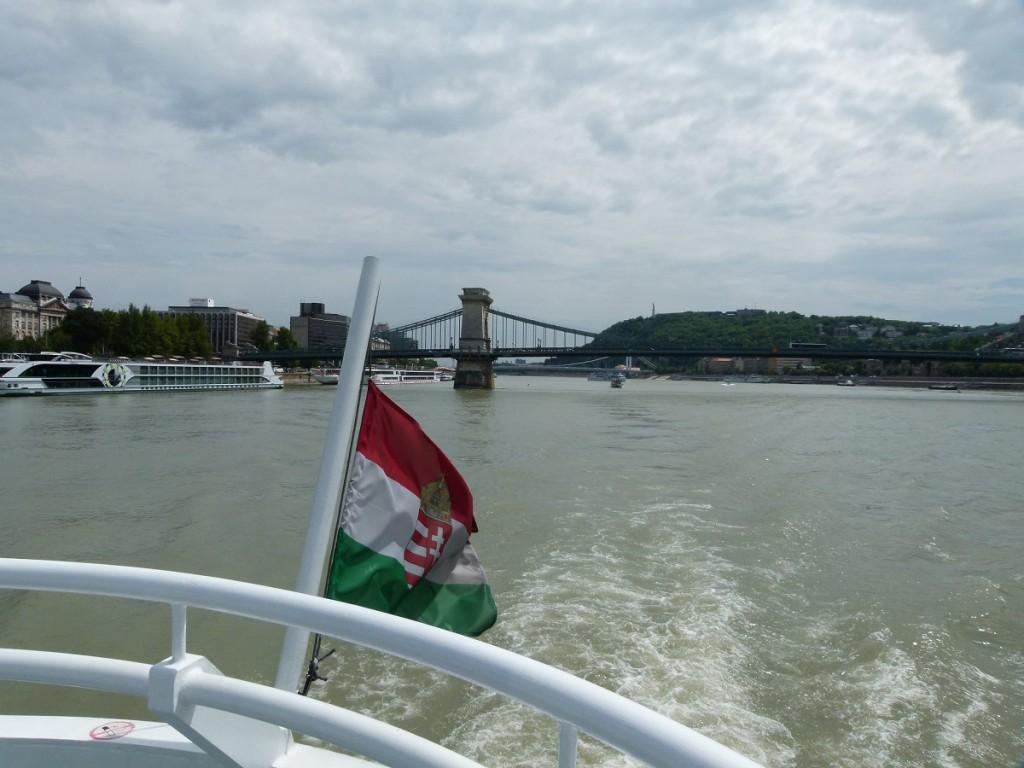 Donaufahrt Budapest
