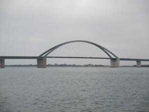 Fehmarnsundbrücke & Fehmarnsund