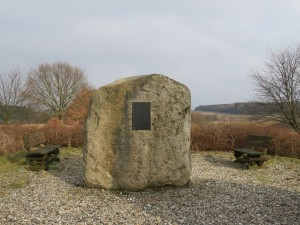 Gedenkstein Schlacht bei Wakenstädt / Gadebusch