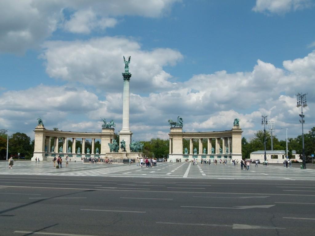 Heldenplatz Budapest