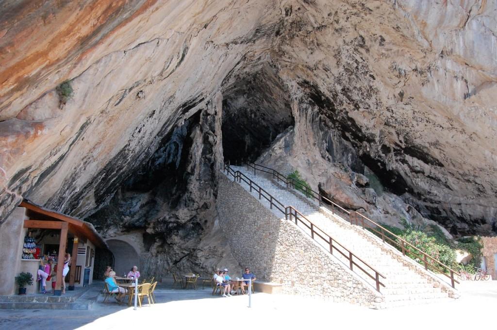 Höhlen von Arta auf Mallorca