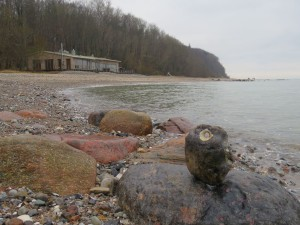 Hühnergott: Stein mit Loch