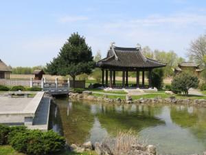 IGA Park Rostock Chinesischer Garten