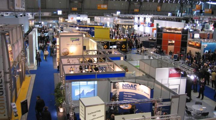 Invest Stuttgart im Jahr 2008