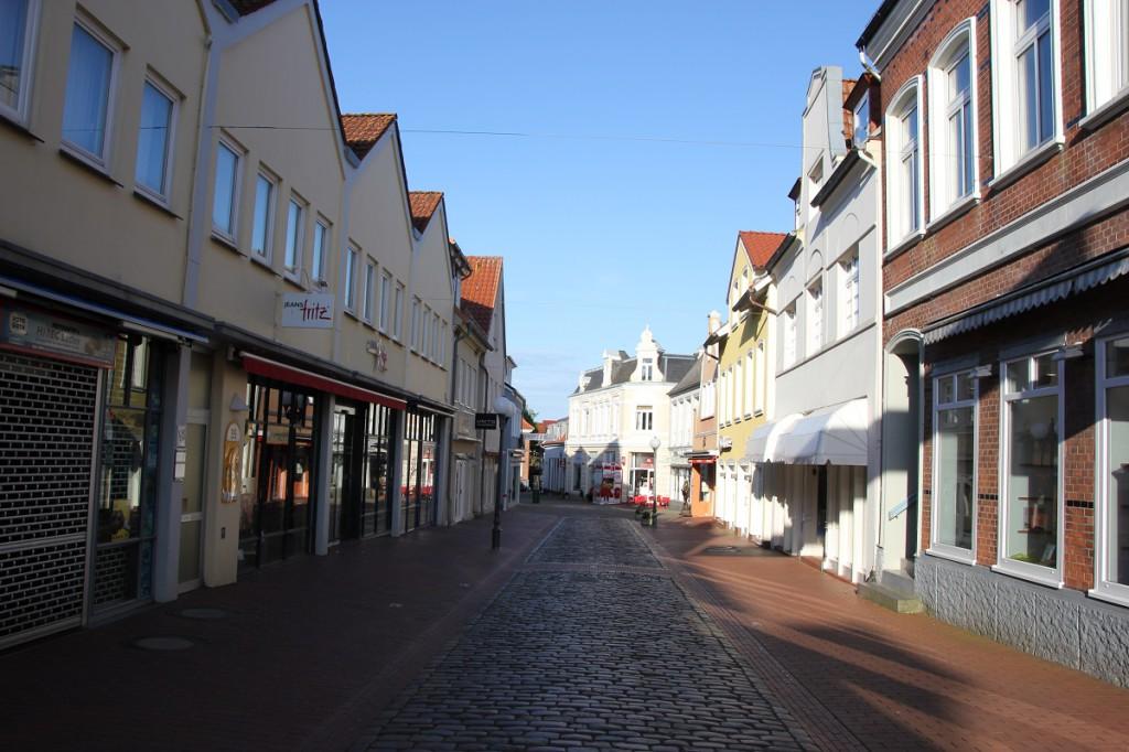 Kappeln Fußgängerzone