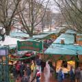 Kieler Weihnachtsmarkt Holstenstraße
