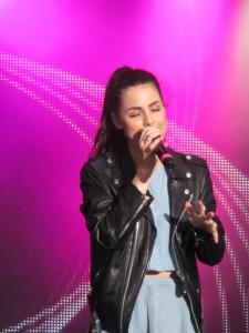 Lena live auf der Kieler Woche 2015