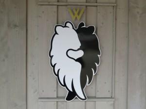 Weissenhaus Grand Village Resort - Logo an der Alten Liebe