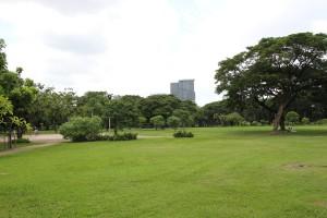 Lumphini-Park Bangkok