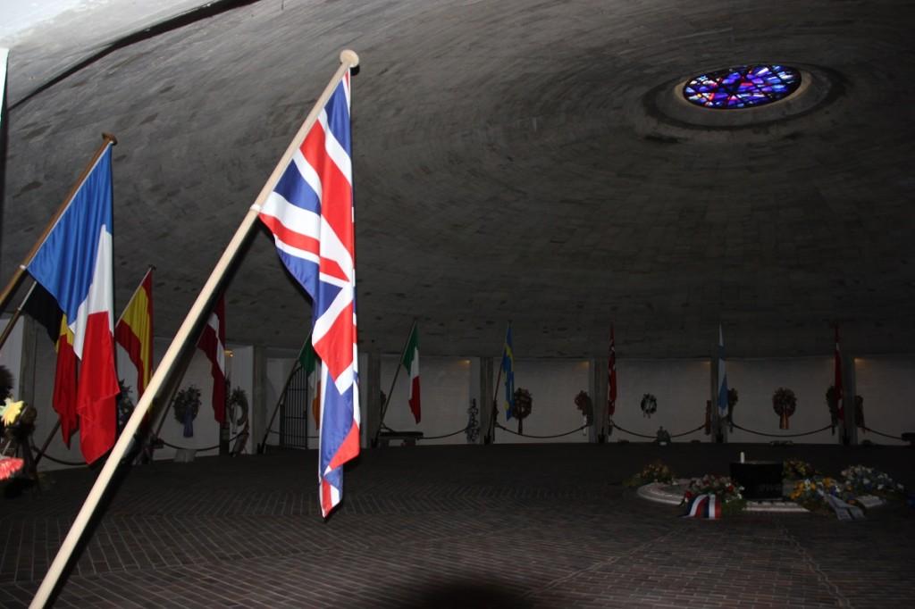 Marine-Ehrenmal Laboe Gedenkhalle