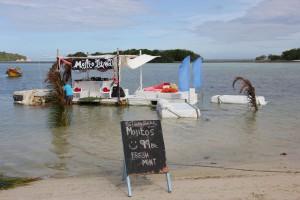 Mojito Island Bar am Chaweng Beach auf Koh Samui