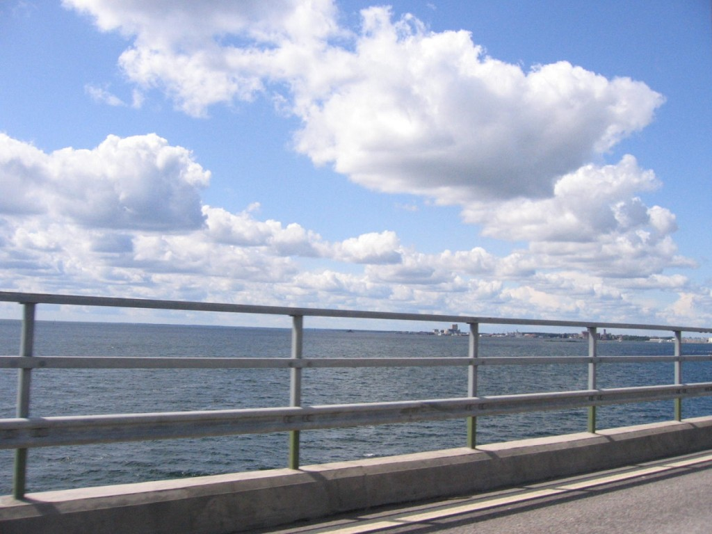 Von Kalmar über die Ölandbrücke zur Insel Öland