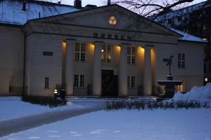 Osloer Börse in Norwegen - Wertpapierbörse mit Sitz in der norwegischen Hauptstadt Oslo