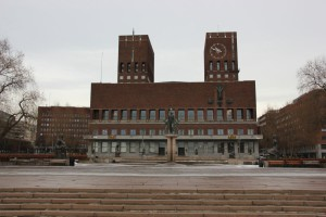 Osloer Rathaus - Stadtverwaltung & Sitz des Stadtrats