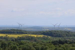 Windräder in Ostholstein