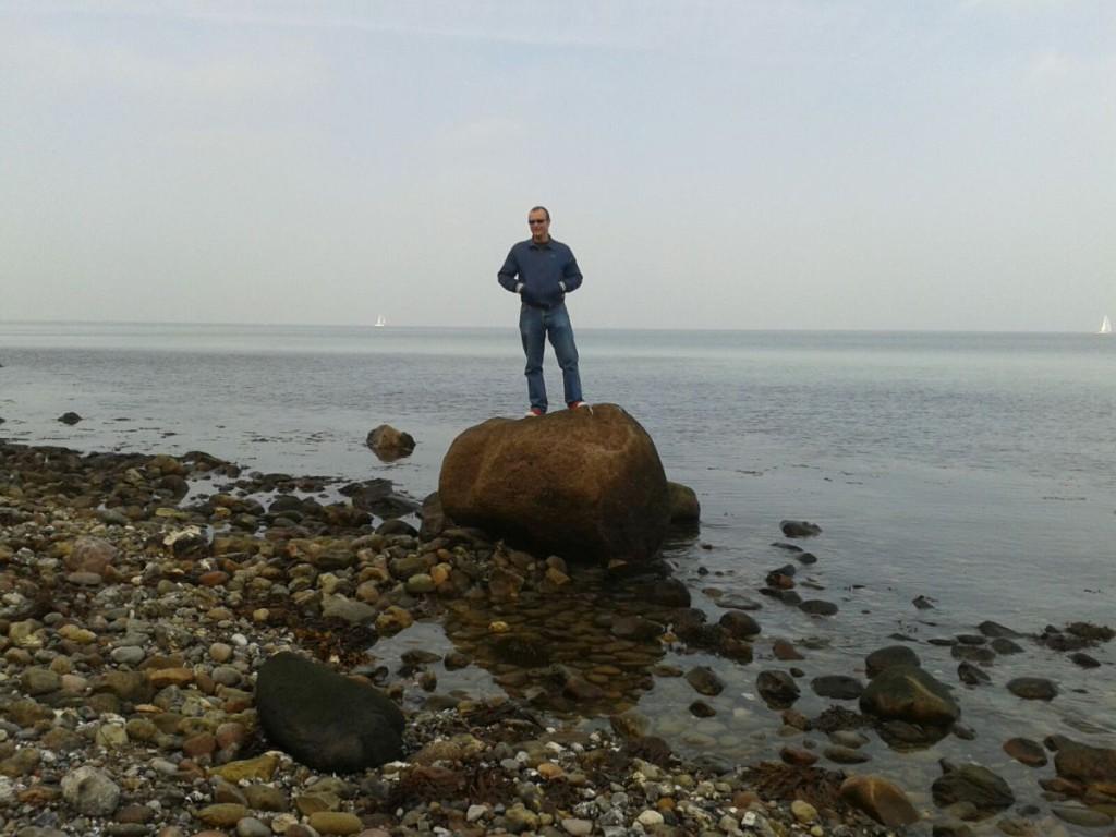 Ostsee bei Schwedeneck / Stohl zwischen Kiel und Eckernförde in Schleswig-Holstein