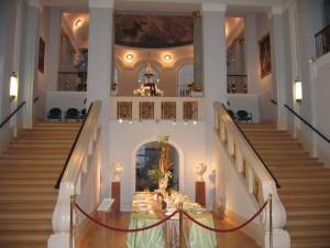 Schauhalle Porzellan Museum Meißen