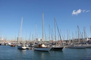 Royal Barcelona Maritime Club (Spanish: Real Club Marítimo de Barcelona, RCMB)