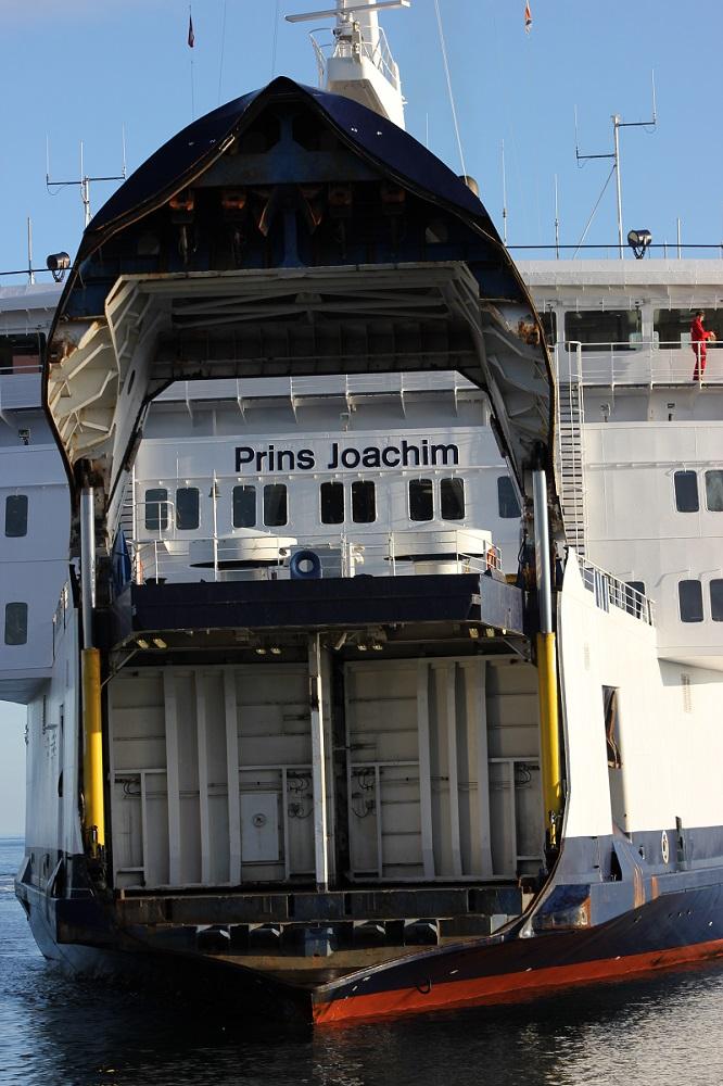 Scandlines Prins Joachim Rostock-Gedser