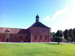 Ostflügel von Schloss Bothmer