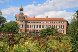 Schloss Eutin Landesgartenschau 2016