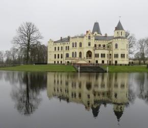 Schloss Lützow in Mecklenburg-Vorpommern