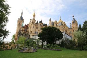 Schloss Schwerin Schlossgarten