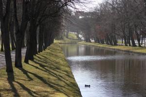 Schweriner Schloss - Schlossgarten