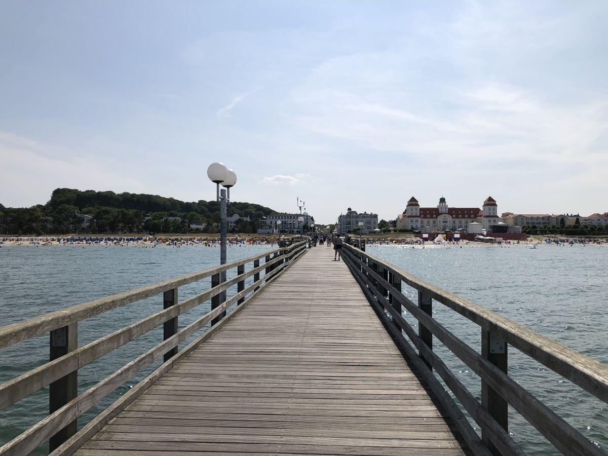 Wetter In Binz Auf Rügen