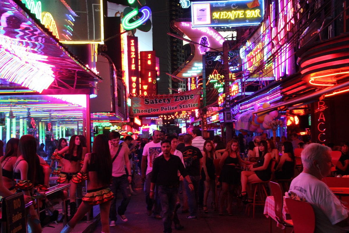 Soi cowboy bangkok for What is the soi