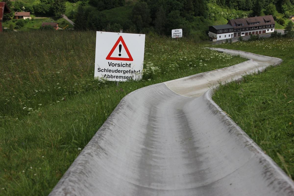 Sommerrodelbahn Sankt Andreasberg im Harz
