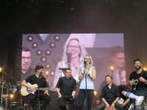 Stefanie Heinzmann & Band