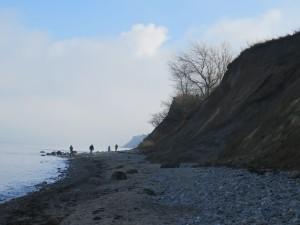 Steilküste Dänisch-Nienhof