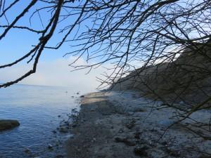 Steilküste Schwedeneck Dänisch-Nienhof an der Ostsee