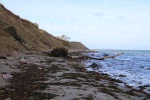 Steilküste Weissenhäuser Strand