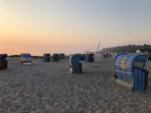 Ostsee Strand Hohwacht an der Hohwachter Bucht
