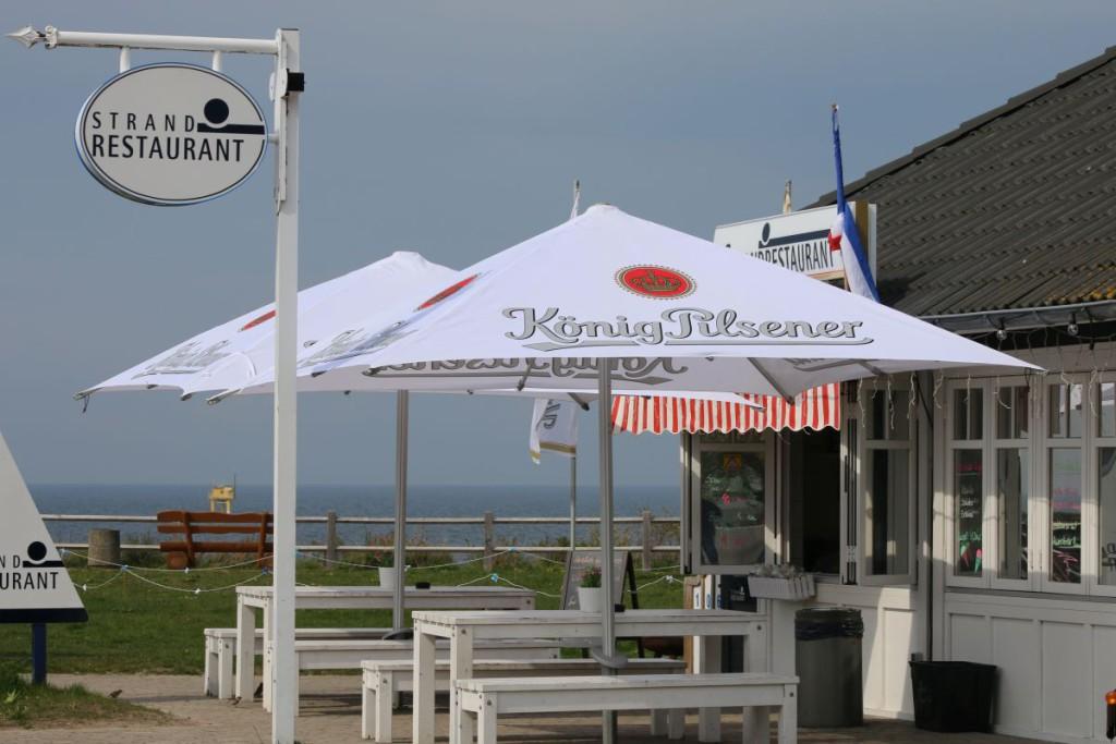 Strandrestaurant Nienhagen an der Ostsee